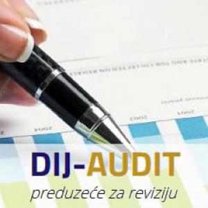 DIJ Audit doo Beograd
