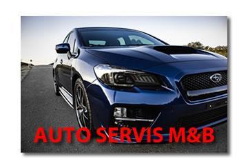 Auto servis M&B Novi Sad