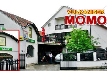 Vulkanizer Momo Zrenjanin