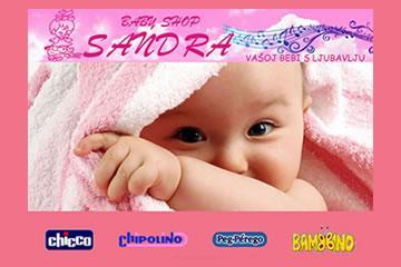 Baby shop Sandra Bebi oprema