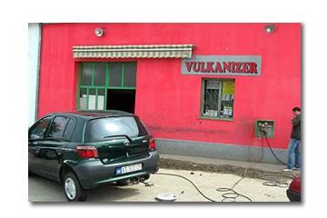 Vulkanizer Mihić Vršac