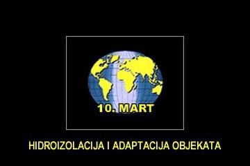 10. Mart doo Novi Sad
