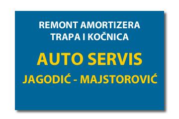 Auto servis Jagodić - Majstorović